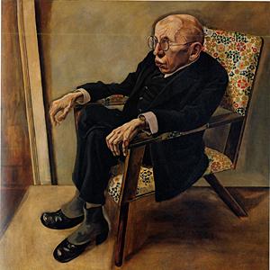 The Writer Max Herrmann-Neisse